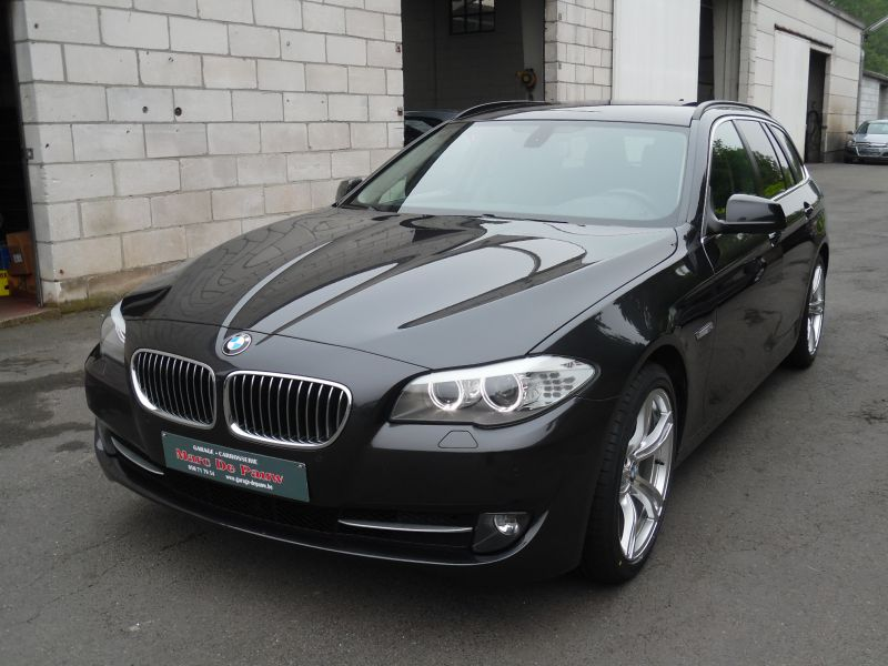 tweedehands bmw 520